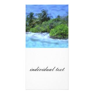 beach 03 photo card