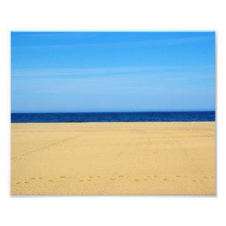 Beach 10x8 Photo Print