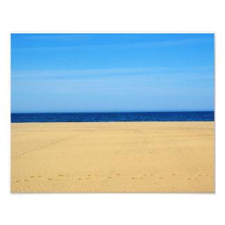 Beach 14x11 Photo Print
