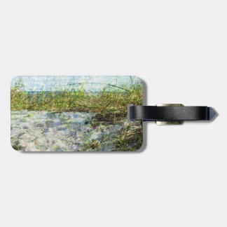 Beach 1 luggage tag