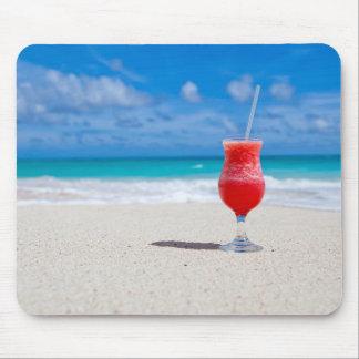 beach-84533 beach beverage caribbean cocktail drin mouse pad