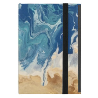 Beach Abstract iPad Mini Case (no Kickstand)