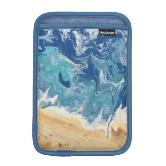 Beach Abstract iPad Mini Sleeve