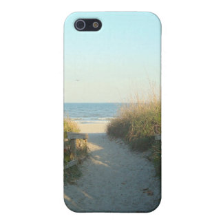 Beach Access Cover For iPhone 5/5S