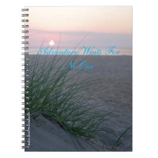Beach Adventure Notebooks