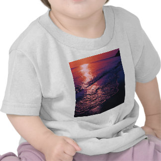 Beach, altered colors 04 t-shirt