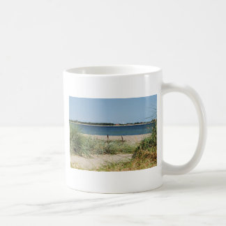 Beach and sea 2 coffee mug