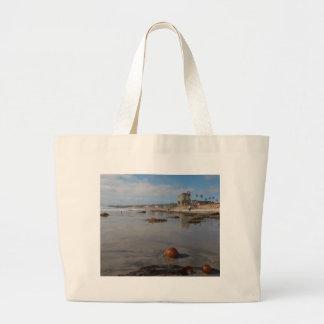 Beach and seaweed bags