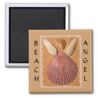 Beach Angel Magnet