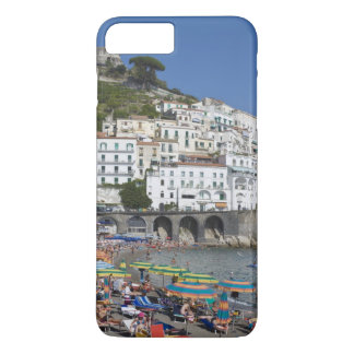 Beach at Amalfi, Campania, Italy iPhone 7 Plus Case