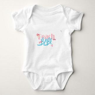 Beach-Babe.gif Baby Bodysuit