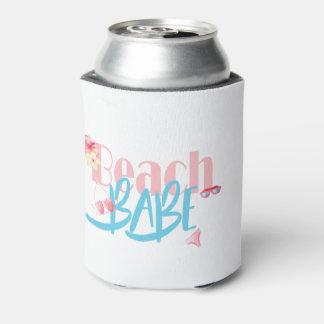 Beach-Babe.gif Can Cooler