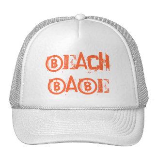 Beach Babe Hat