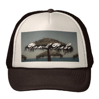 Beach Babe Hat <3