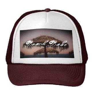 Beach Babe Major Babe Trucker Hat