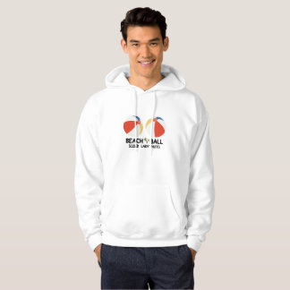 Beach Ball Sized Lady Nuts - Funny Quote Hoodie