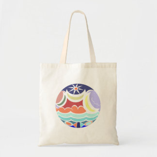 Beach Ball Summer Abstract Tote Tote Bag