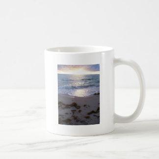 Beach Basic White Mug