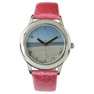 Beach Beauty Wristwatches