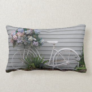 Beach Bicycle Lumbar Cushion