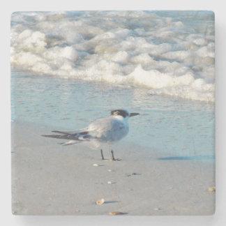 Beach Birds Stone Coaster