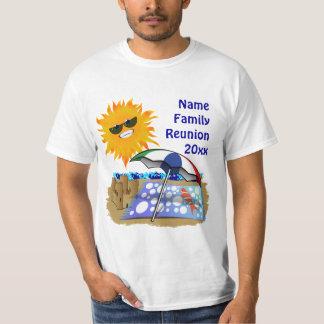 Beach Blanket And Sun Shirt