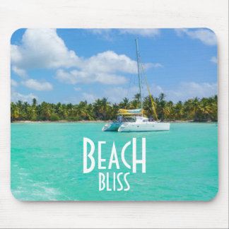 Beach Bliss Mouse Pad
