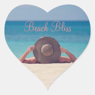 Beach Bliss Sticker