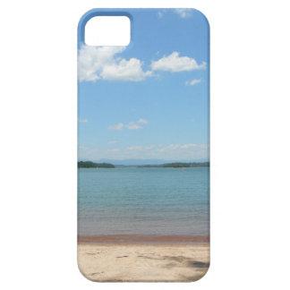 Beach Blue Sky iPhone 5 Case
