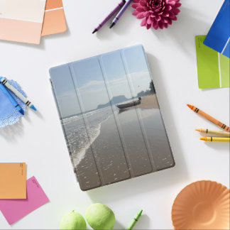 Beach Boat iPad Cover