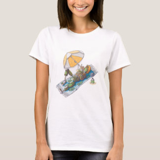 Beach Bot T-Shirt