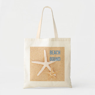 Beach Bound Starfish Beachbag Tote Bag