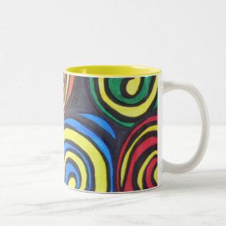 Beach Boys Swirls Mug
