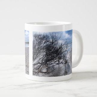 Beach Branch Jumbo Mug