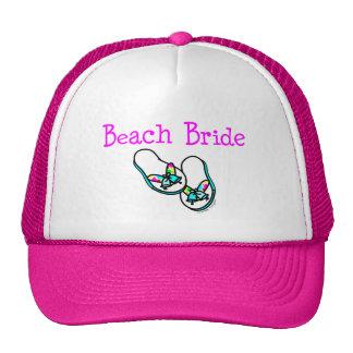 Beach Bride Trucker Hat