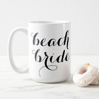 Beach Bride Cup