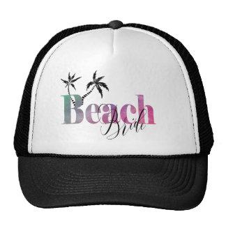 BEACH BRIDE - PALM TREES CAP