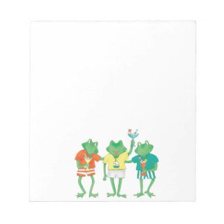Beach Buddies Notepad