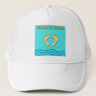 Beach Bum Baseball Cap / Trucker Hat