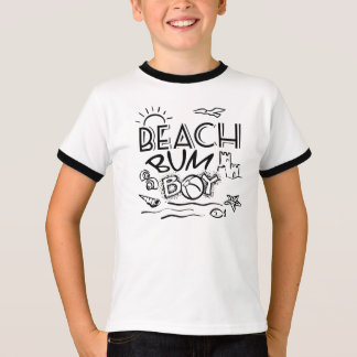 Beach Bum Boy's T-Shirt