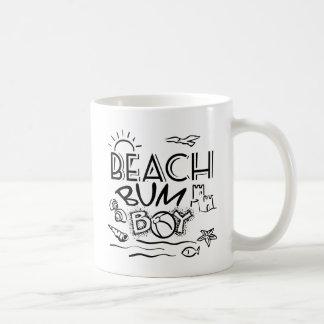 Beach Bum Coffee Mug