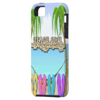 Beach Bum iPhone 5/5S Vibe Case iPhone 5 Case