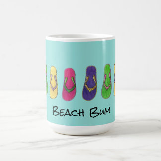 Beach Bum Sandals Mug