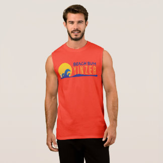 Beach Bum Yinzer Design T-Shirt