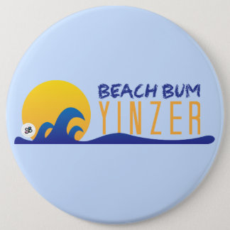 Beach Bum Yinzer Mega Yinz Pin