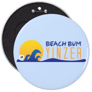 Beach Bum Yinzer Mega Yinz Pin