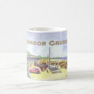 Beach Cafe mug
