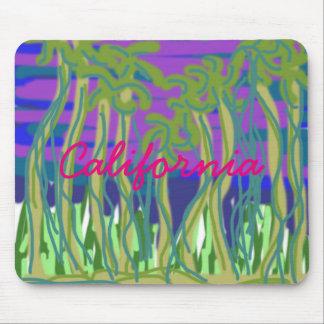 Beach California Mouse Pads