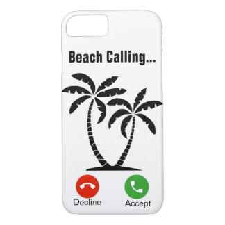 Beach Calling... iPhone 7/8 Case