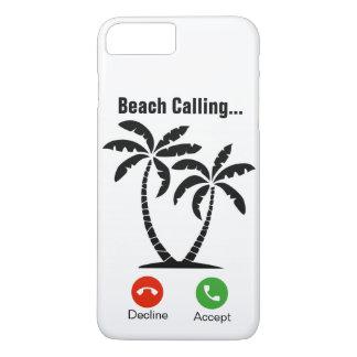 Beach Calling iPhone 7+/8+Case iPhone 8 Plus/7 Plus Case